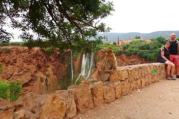 Randonnée Vallée des Ait Bouguemez Maroc