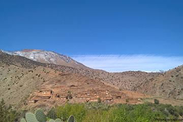 Excursion vallée Ouirgane
