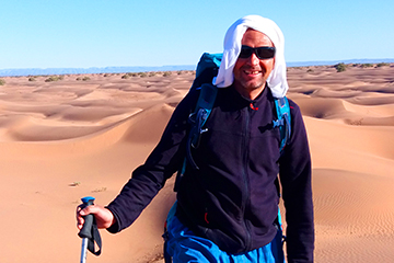 guide des espaces naturels maroc