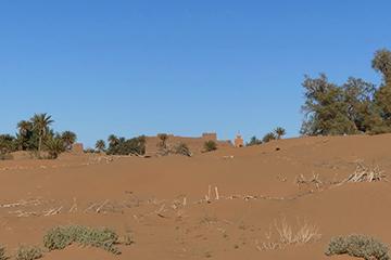 randonnée désert pas cher au maroc