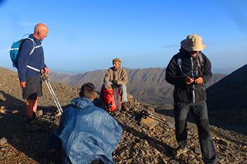 Randonnée Ascension du M'goun Maroc