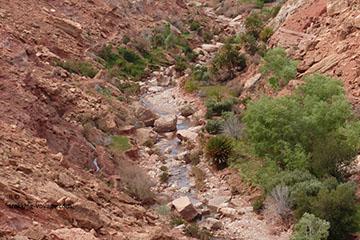 Randonnée vallée Ounila Maroc