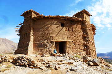 trekking vallée ait bouguemez Maroc