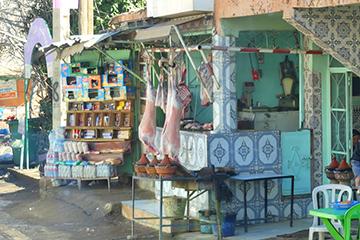 trajet enre marrakech et Ouarzazate
