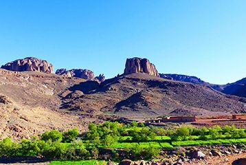 Trekking saghro Maroc