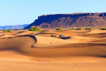 Trekking sahara Maroc