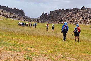 Trekking Siroua Maroc