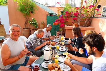 trekking vallée zat Maroc